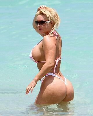 Coco Austin, 8X10 & Other Size & Paper Type PHOTO PICTURE ca35