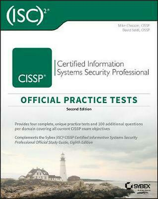 CISSP Official (ISC)2 Practice Tests 2nd Edition [eb00k] [P.D.F]