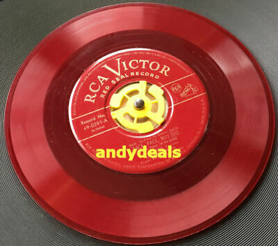 """2 New Yellow Plastic 45 RPM 7"""" Easy Snap-In Record Inserts or Spindle Adapter *"""