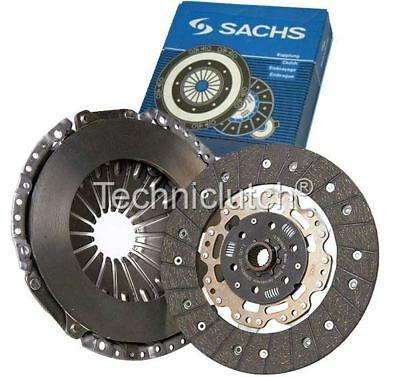 Sachs 2 Part Clutch Kit For Ford Focus Hatchback 1.6 Tdci Econetic