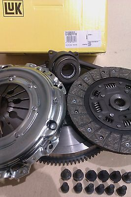 FLYWHEEL AND CLUTCH KIT CSC WITH ALL BOLTS FOR SEAT LEON 1.8T 20V CUPRA R