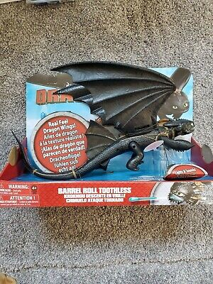How To Train Your Dragon – Barrel Roll Toothless with Lights & Sounds