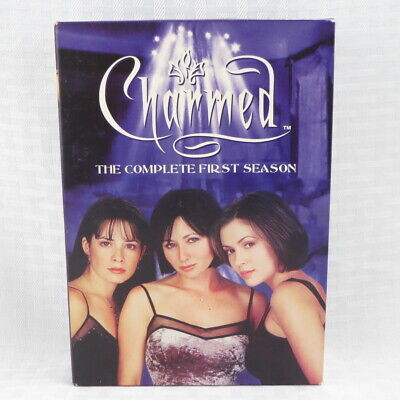 Charmed - The Complete First Season (DVD, 2005, 6-Disc Set) LN