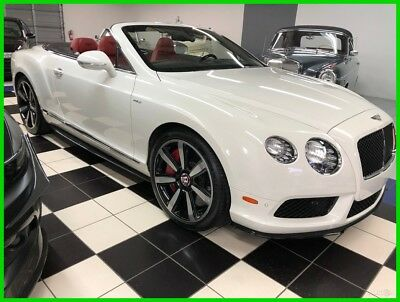 2015 Bentley Continental GT GT S MULLINER PKG - $248K STICKER - LIKE BRAND NEW 2015 V8 S  - JUST SERVICED  AT BENTLEY  - LOADED WITH OPTIONS