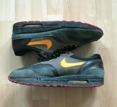 separation shoes 7daba 34894 NIKE AIR MAX 1 HUARACHE PACK UK11 US12 storm adventure grey speckled patta  am1