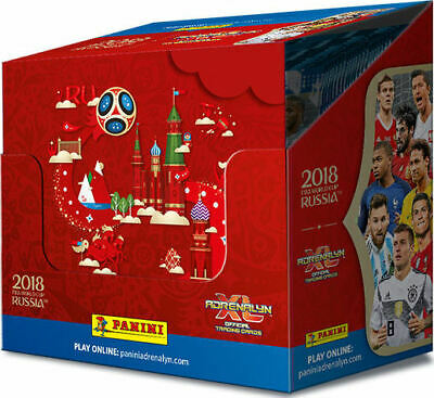 Panini World Cup 2018 Adrenalyn XL 2018  - Icon Top Master Invincible