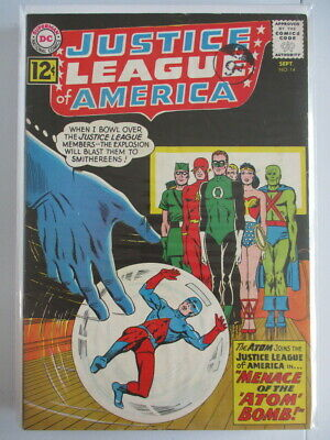 Justice League of America Vol. 1 (1960-1987) #14 VF-