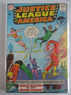 Justice League of America Vol. 1 (1960-1987) #24 VF