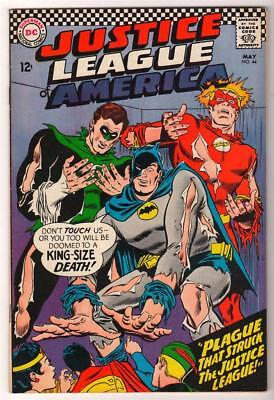 DC Comics VFN+ JUSTICE LEAGUE AMERICA  #44  8.5
