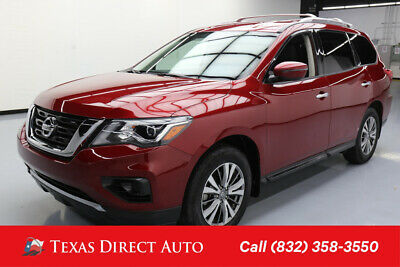 2018 Nissan Pathfinder S Texas Direct Auto 2018 S Used 3.5L V6 24V Automatic FWD SUV