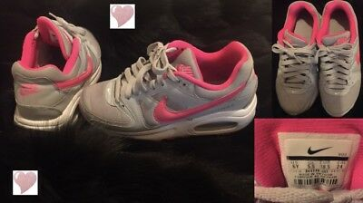 newest 6f402 0e1a6 Nike Air Max Femmes Chaussures Dames Sport 38,5 ou UK 5.5