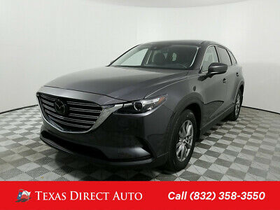 2018 Mazda CX-9 Touring Texas Direct Auto 2018 Touring Used Turbo 2.5L I4 16V Automatic FWD SUV Premium