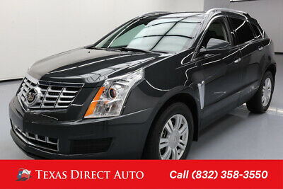 2016 Cadillac SRX Luxury Collection Texas Direct Auto 2016 Luxury Collection Used 3.6L V6 24V Automatic FWD SUV Bose