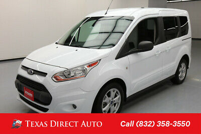 2016 Ford Transit Connect XLT Texas Direct Auto 2016 XLT Used 2.5L I4 16V Automatic FWD Wagon