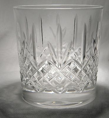 """Edinburgh Crystal Kenmore  3.3/8"""" Old Fashioned / Tumbler Glass  .. 6 Available"""