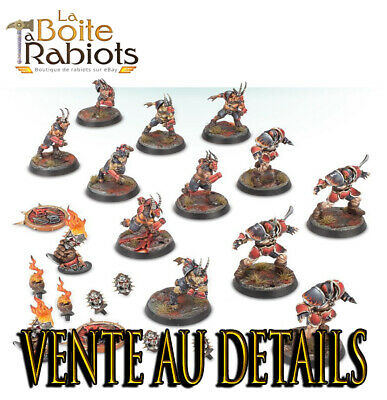Warhammer Blood Bowl the Doom Lords Team of Chaos