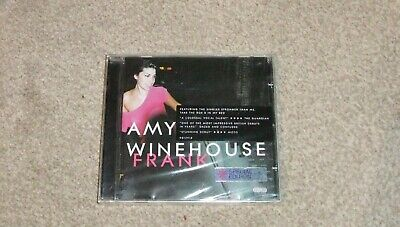 Amy Winehouse - Frank - Amy Winehouse CD N7VG The Cheap Fast Free Post The Cheap