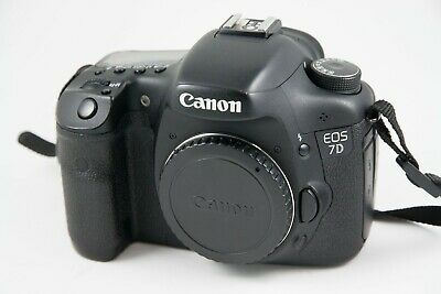 Canon EOS 7D 18.0MP Digital Camera Body
