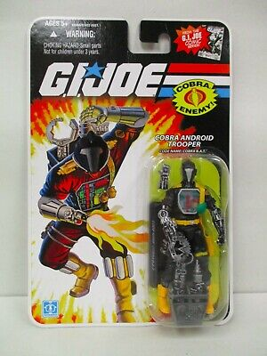COMIC VERSION. MOC GI JOE 25th Anniversary Cobra BAT Or B.A.T