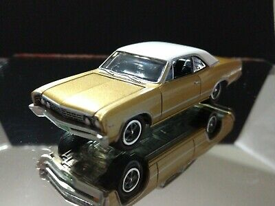 67 Chevy Chevelle Malibu Classic Adult Collectible 1/64 Scale Limited Edition
