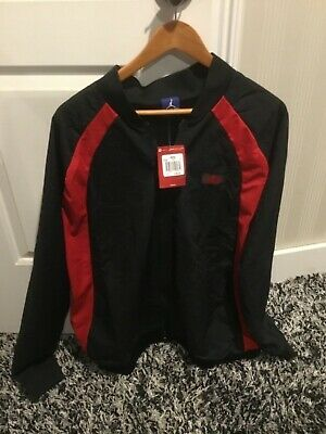 fd4a5698dda0d4 NIKE AIR JORDAN 1 AJ1 Wings Jacket Bl Red 872861 011 NWT Sz. 2XL ...