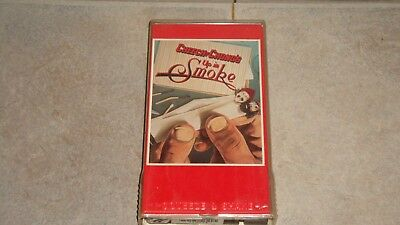 Cheech & Chong's - Up In Smoke 1978 - Vhs Tape - Rated: R