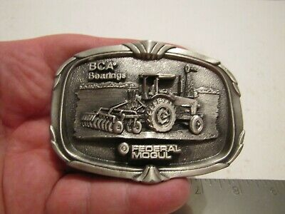 The Great American Buckle Co Bca Bearings Federal Mogul Usa Belt Buckle