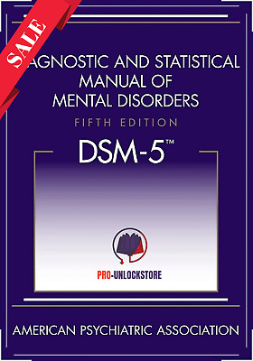 Diagnostic and Statistical Manual of Mental Disorders,5th Edition: DSM-5 [PDF]