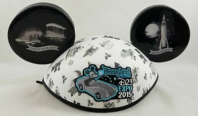 Nuevo Disney D23 Expo Exclusivo 2015 Mickey Mouse Oído Gorra Dumbo Mad Tea Party