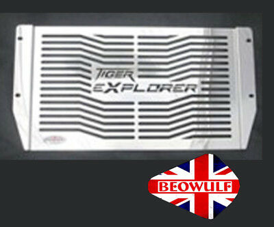 Triumph Tiger 1200 Explorer 12-19 Stainless Steel Radiator Grill Guard Beowulf
