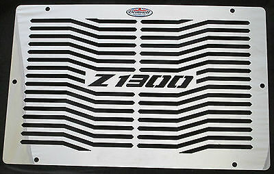 Kawasaki Z1300 (79-89) Beowulf Radiator Protector, Cover, Guard, Grill K038 L