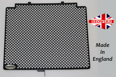 Honda CBR600RR (07-12) Beowulf Motorcycle Radiator Guard, Grill, Cover