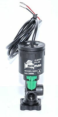 Bermad S982 2-Wire 3W DC Solenoid for Irrigation Valve 12-50VDC Pulse *NEW*