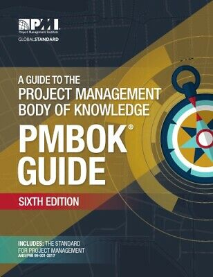 PMI Project Management Body of Knowledge PMBoK 6 th [E-b00k, PDF]
