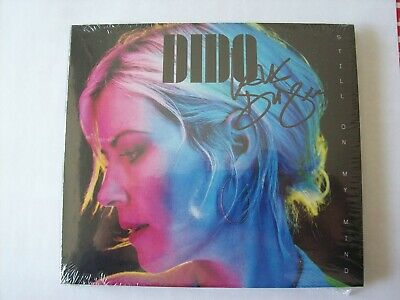 DIDO Still On My Mind CD - Signed Edition....Brand New & Sealed