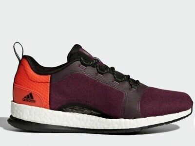 the latest b7eae f6cb5 ADIDAS ORIGINALS PURE Boost X TR 2 Women Running Shoes BB3288 SZ 9  100%Authentic