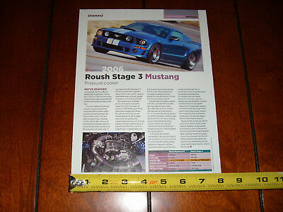 2005-2014 Roush Stage 3 RS3 Engine Dress Up Stainless Fender Bolts /& Hardware