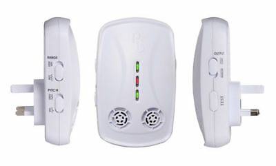 CHEAPEST - PestBye Advanced Rat Rodent Mouse Ultra Sonic Repeller - Whole House