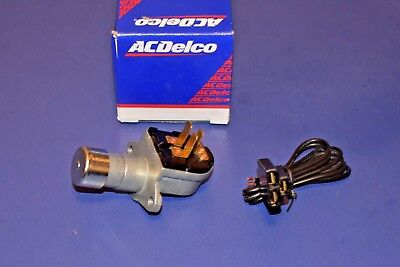 1959 - 1960 cadillac ac delco floor dimmer switch & pigtail wiring harness