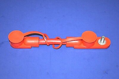 Red Positive Overmolded 2 Battery Cable Harness Freightliner RV,s Trailer +++
