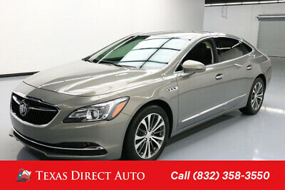 2017 Buick Lacrosse Essence Texas Direct Auto 2017 Essence Used 3.6L V6 24V Automatic FWD Sedan Bose OnStar