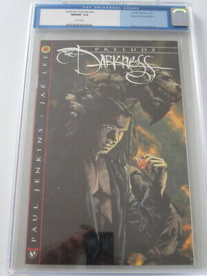 Darkness Prelude Dynamic Forces Edition 2003 CGC 9.8 White Pages