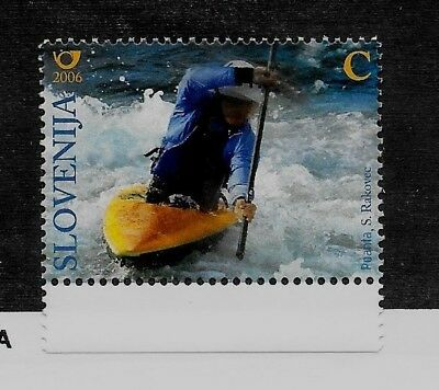 SLOVENIA Sc 666 NH issue of 2006 - SPORT