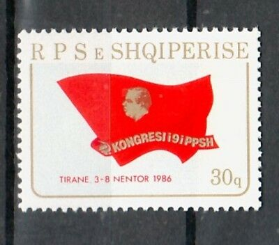 Europe Liberation Anniv. Albania Sc 499-504 Nh Issue Of 1954