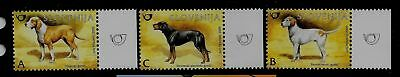 SLOVENIA Sc 612-4 NH issue of 2005 - DOGS