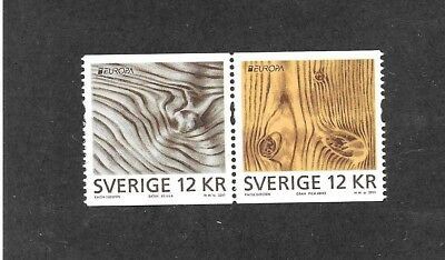 SWEDEN Sc 2656 NH ISSUE OF 2011 - EUROPA CEPT