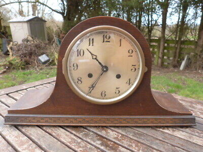 """Lovely Vintage Smiths """"the Enfield"""" Napoleon Mantel Clock."""