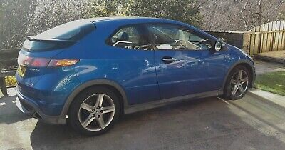Honda Civic Type S diesel 2.2 Blue 2007