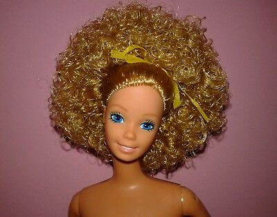 Barbie Magic Curl 1981 Superstar Non Giocata No Anello Rarissima