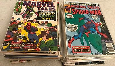Marvel Comics - Marvel Tales (1964) - Various Issues and Quality - Spider-man!